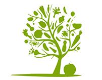 Dietitian/Nutritionist Logo & Brand Identity