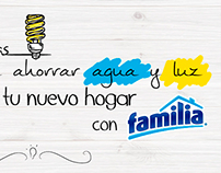 Ideas para tu hogar con Familia