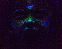 Blacklight art