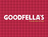 Goodfella's Pizza - Design In Sight Competition 2014