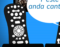 AT&T Facebook Post - The Remotes (Minimalist)