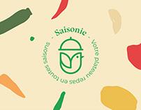 Saisonie - Brand Identity