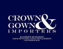 Crown & Gown Importers Plan