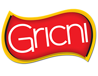 "Logo and packing design for ""Gricni"" brand"