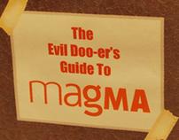 Magma Redesign Brief