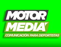 MOTORMEDIA Branding