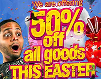 Easter Branding