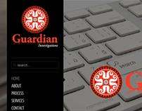 Guardian Investigations - Website