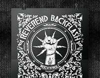 Reverend Backflash Merch