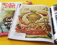 Cabeça de Cuia - Revestrés Magazine
