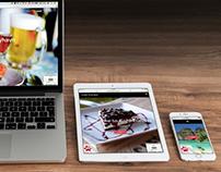 Café Europa Website
