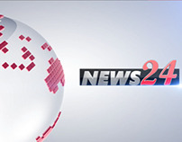 News 24 Project For Learning