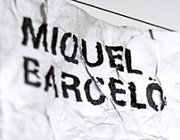 Retrospective Miquel Barcelo