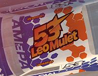 #53 Leo Mulet (Turismo Carretera)