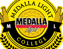 Medalla Light College - Justas'14