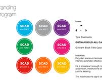 SCAD Northwest Wayfinding System
