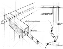 Design 8: Sketches