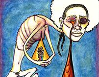 Bone Life (Self Portraits)