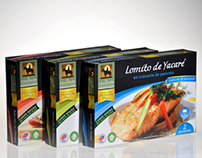 Packaging: Frozen Quick Premium Meal