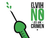 No a la Discriminación por el VIH