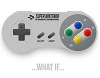 What if…? | Super Nintendo Handheld
