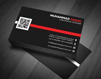 Free PSD Business Card Mockup Template