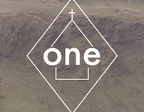 One - We The Church/United In Christ - Branding
