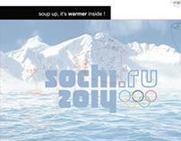 STREET FOOD Sochi 2014