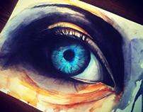 Eye oko