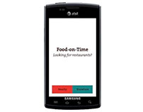 Food-on-Time app