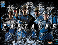 2012-2013 Lincoln Stars Poster