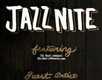 Jazz Nite Posters