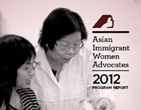 Asian Immigrant Women Advocates Program Report
