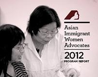 Asian Immigrant Women Advocates Program Report