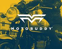 Motobuddy - Brand Identity