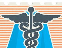 Critical Care Comics Logo