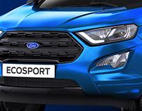 Ford Ecosport ST Line