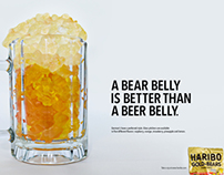 Haribo Gold Bears: Bear over Beer