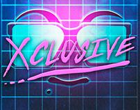 Xclusive Event Poster/Media