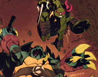 Raph vs Slash