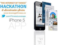 Fitness App- Leverage