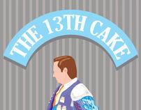 #the13thcake