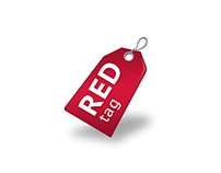 red tag fashion