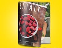 EATALY magazine - editorial design
