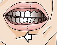 Ilustraciones Odontología