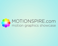 Motionspire - Motion Graphics Showcase