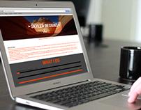 SkylerDesigns Web design