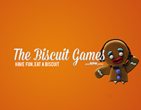 Avatar and background for Youtube ( TheBiscuitGames )