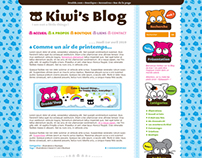 Kiwi's Blog