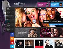 Radio Station Wordpress Theme